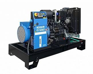 Трёхфазный дизельный генератор SDMO K66