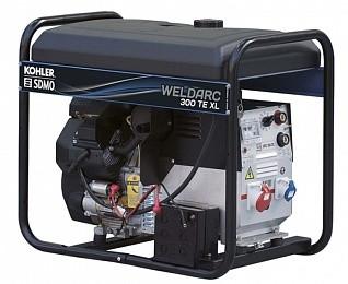 Сварочный генератор WELDARC 300 TE XL C5
