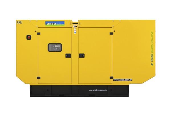 Дизельный генератор AKSA APD43C  в шумозащитном кожухе