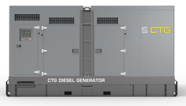 Дизель генератор CTG 550D